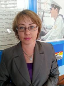 И.о. начальника отдела по делам молодежи администрации МО «Холмский городской округ» Анна Лалетина