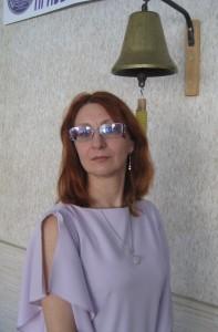 Руководитель театральной студии «Черная жемчужина» Елена Ающеева
