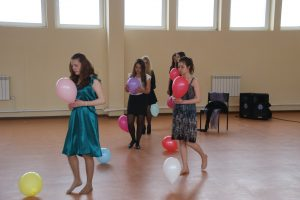 Отчетный концерт воспитанников творческой студии
