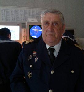 Начальник отделения среднего профессионального образования Сергей Леонардович Богданов